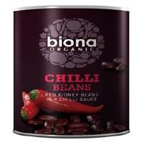 Biona Org Chilli Beans 395g