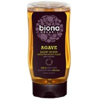 Biona Org Agave Light Syrup 350g