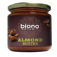 Biona Organic Almond Butter 170g