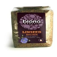 Biona Organic Linseed Brown 500g