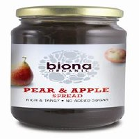 Biona Org Pear & Apple Spread 450g