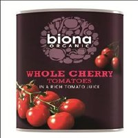 Biona Organic Cherry Tomatoes 400g