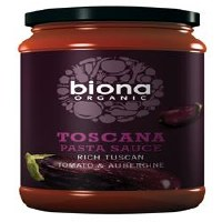 Biona Organic Toscana 350g