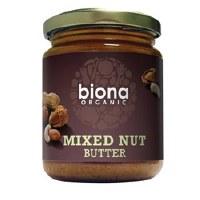 Biona Organic Mixed Nut Butter 170g