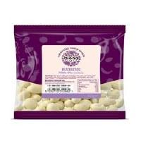 Biona Org White Choc Raisins 60g