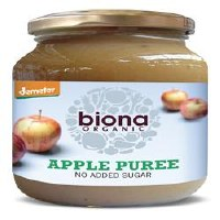 Biona Org Apple Puree 350g