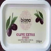 Biona Olive Extra Spread 250g