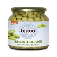 Biona Broad Beans 350g