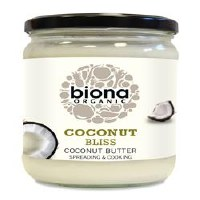 Biona Coconut Bliss Organic 400g