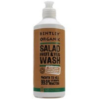 Bentley Organic Salad Fruit & Veg Wash 500ml