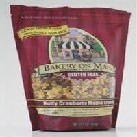 Bakery On Maine Nut Cranberry Maple Granola 340g