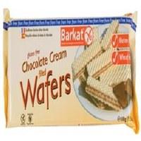 Barkat Chocolate Wafers 100g