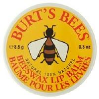 burt bees  Beeswax Lip Balm Tin .3 ounce