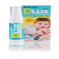 BetterYou DLuxInfant Vit D Oral Spray 15ml
