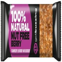 Getbuzzing 100% Natural Nut Free Berry Ba 62g