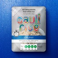 Caulirice Riced Cauliflower Original 200g