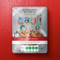 Caulirice Riced Cauliflower with Tomato 200g