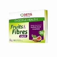 Ortis Ortis Regular Fruit Cubes 12 Cubes box