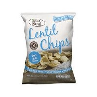 Eat Real  Eat Real Lentil Chips Sea Salt 113g