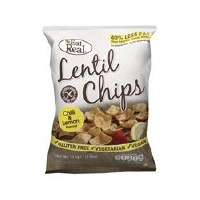 Eat Real  Eat Real Lentl Chip Lem Chilli 40g