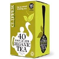 Clipper Organic Everyday 40bag