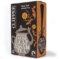 Clipper Organic Assam Tea 125g