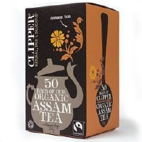 Clipper Organic Assam 50bag