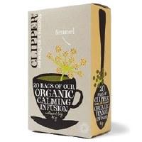 Clipper Organic Fennel 20bag