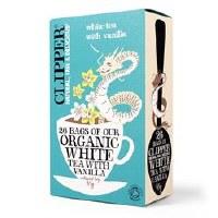 Clipper Organic White Tea + Vanilla 26bag