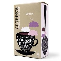 Clipper Organic Detox Tea 20bag