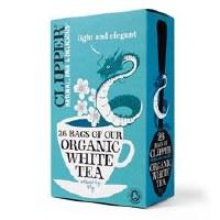 Clipper Organic White Tea 26bag