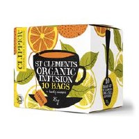 Clipper St Clements Organic Infusion 10bag