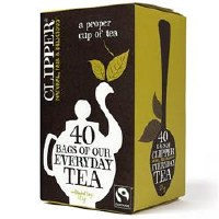 Clipper Fairtrade Everyday Tea 40bag