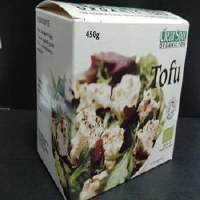 Clearspot Organic Plain Tofu 450g