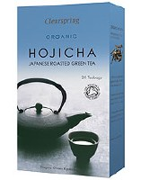 clearspring Organic Hojicha Green Tea 20bag