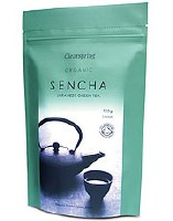 Clearspring Sencha Green Tea 6x125g