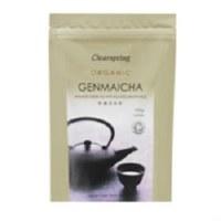Clearspring Organic Genmaicha Green Tea 125g