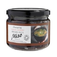 Clearspring Organic Brown Rice Miso in Jar 300g