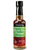 Clearspring Organic Brown Rice Vinegar 150ml