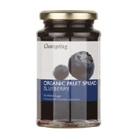 Clearspring Org Fruit Spread Blueberry 280g