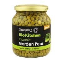 Clearspring Demeter Organic Garden Peas 350g