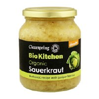 Clearspring Org Sauerkraut 360g