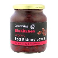 Clearspring Organic Red Kidney Beans NULL