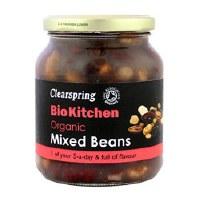 Clearspring Organic Mixed Bean 350g