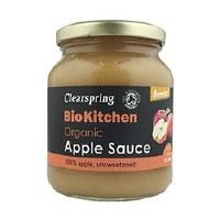 Clearspring Demeter Org Apple Sauce 360g