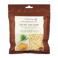 Clearspring Organic Dried Daikon 30g