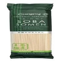 Clearspring OG Skinny Soba Somen Noodles 200g