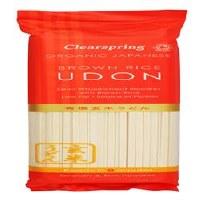 Clearspring OG Brown Rice Udon Noodles 200g