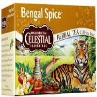 CELESTIAL SEASONINGS  Bengal Spices Tea 20bag