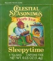Celestial Seasonings  Sleepytime Tea 20bag